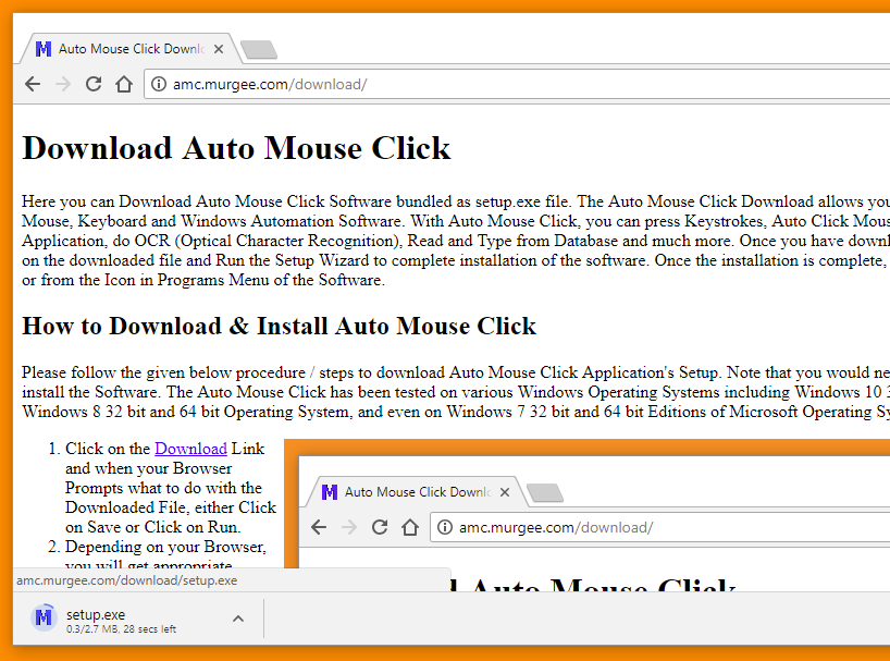 Auto Mouse Click Download